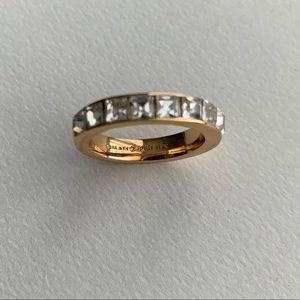 Kate Spade Gold Gemstone Ring.